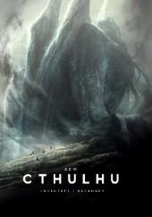 Okładka książki Zew Cthulhu H.P. Lovecraft,François Baranger
