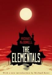 Okładka książki The Elementals Michael McDowell
