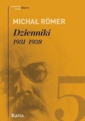 Okładka książki Dzienniki t. 5: 1931-1938 Michał Römer