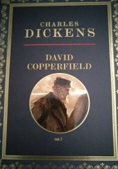 Okładka książki David Copperfield Tom III Charles Dickens