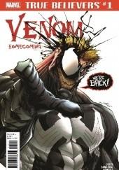 Okładka książki True Believers: Venom - Homecoming #1 Mike Costa,Gerardo Sandoval