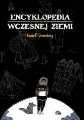 Okładka książki Encyklopedia Wczesnej Ziemi Isabel Greenberg