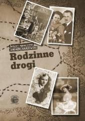 Okładka książki Rodzinne drogi Andrzej Jan Krajewski