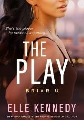 Okładka książki The Play Elle Kennedy