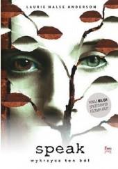 Okładka książki Speak Laurie Halse Anderson