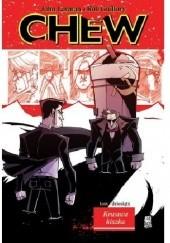 Okładka książki Chew #10: Krwawa kiszka John Layman,Rob Guillory