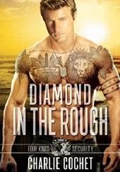 Okładka książki Diamond in the Rough Charlie Cochet