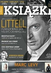 Okładka książki Książki. Magazyn do czytania, nr 1 (34) / marzec 2019 Redakcja magazynu Książki