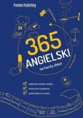 Okładka książki 365. Angielski na każdy dzień Maria Lekszycka