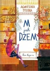 Okładka książki M jak dżeM Agnieszka Tyszka