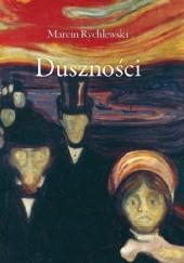 Okładka książki Duszności Marcin Rychlewski