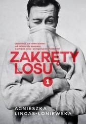 Okładka książki Zakręty losu Agnieszka Lingas-Łoniewska