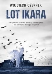 Okładka książki Lot Ikara Wojciech Czernek