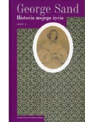 Okładka książki Historia mojego życia. Tom 2 George Sand