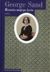 Okładka książki Historia mojego życia. Tom 4 George Sand