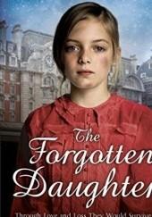 Okładka książki The Forgotten Daughter Mary Wood