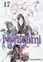 Okładka książki Noragami #17 Toka Adachi