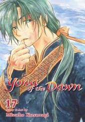 Okładka książki Yona of the Dawn volume 17 Mizuho Kusanagi