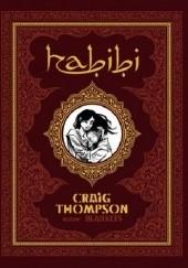 Okładka książki Habibi Craig Thompson