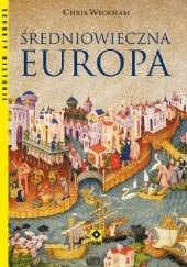 Okładka książki Średniowieczna Europa Chris Wickham