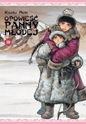 Okładka książki Opowieść Panny Młodej tom 10 Kaoru Mori