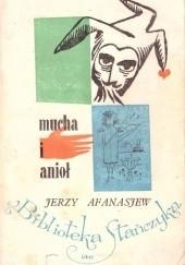 Okładka książki Mucha i anioł Jerzy Afanasjew