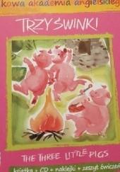 Okładka książki Trzy Świnki / The Three Little Pigs Joseph Jacobs