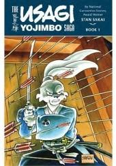 Okładka książki Usagi Yojimbo Saga Volume 1 Stan Sakai