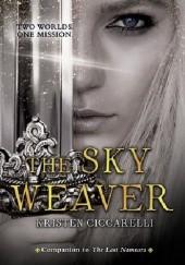 Okładka książki The Sky Weaver Kristen Ciccarelli