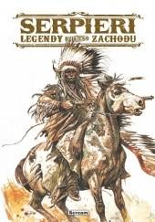 Okładka książki Legendy Dzikiego Zachodu Paolo Eleuteri Serpieri,Raffaele Ambrosio