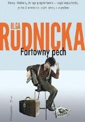Okładka książki Fartowny pech Olga Rudnicka