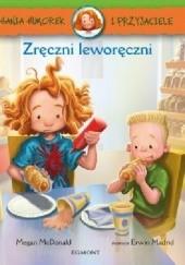 Okładka książki Hania Humorek i przyjaciele. Zręczni leworęczni Megan McDonald