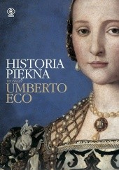 Okładka książki Historia piękna Umberto Eco
