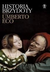 Okładka książki Historia brzydoty Umberto Eco