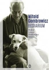 Okładka książki Bestiarium Witold Gombrowicz