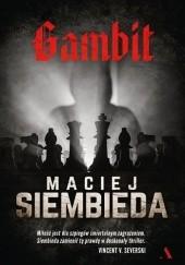 Okładka książki Gambit Maciej Siembieda