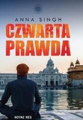 Okładka książki Czwarta prawda Anna Singh
