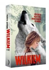 Okładka książki Zemsta pachnie wilkiem J. G. Latte