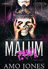 Okładka książki Malum: Part 1 Amo Jones