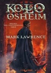Okładka książki Koło Osheim Mark Lawrence
