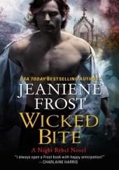 Okładka książki Wicked Bite Jeaniene Frost
