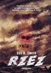 Okładka książki Rzeź Guy N. Smith