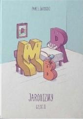 Okładka książki Jaronizmy. Część II Paweł Jaroński
