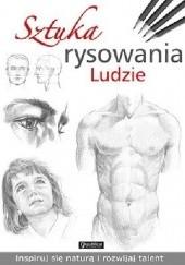 Okładka książki Sztuka rysowania Ludzie praca zbiorowa