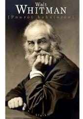 Okładka książki Powrót bohaterów Walt Whitman