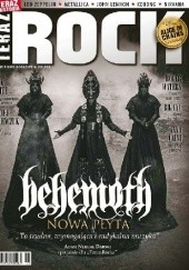 Okładka książki Teraz Rock, nr 11 (189) / 2018 Redakcja magazynu Teraz Rock