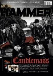 Okładka książki Metal Hammer, nr 3 (333) / 2019 Redakcja magazynu Metal Hammer