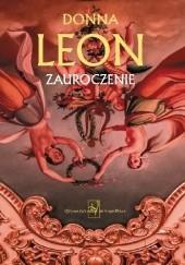 Okładka książki Zauroczenie Donna Leon