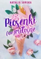Okładka książki Piosenki (nie)miłosne Natalia Sońska