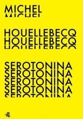 Okładka książki Serotonina Michel Houellebecq